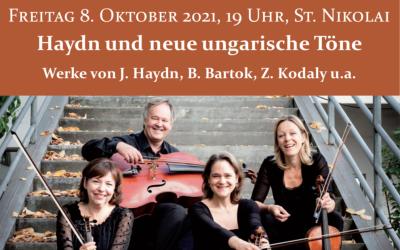 Konzert Niccolo Quartett